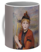 The Rambler Coffee Mug by Pierre Auguste Renoir