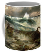 The Rapids Above Niagara Coffee Mug