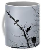 The Raven Tree Coffee Mug