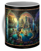 The Rebirth Of Venus Coffee Mug