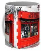 The Red Barber Shop Coffee Mug