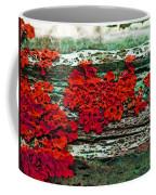 The Red Clouds Coffee Mug