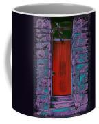 The Red Door Coffee Mug