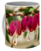 The Red Heart Coffee Mug