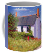 The Red Milk Churn Coffee Mug by Anthony Rule
