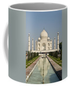The Reflecting Pool In The Charbagh Or Coffee Mug
