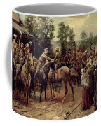 The Relief Of Ladysmith On 27th February 1900 Coffee Mug