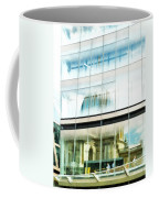 The Restaurant With A View Of St Pauls Cathedral Coffee Mug