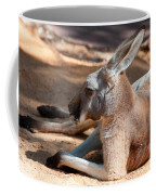 The Resting Roo Coffee Mug