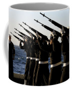 The Rifle Detail Aboard Coffee Mug