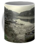 The River Fowey At Lerryn Coffee Mug