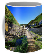 The River Valency At Boscastle Coffee Mug