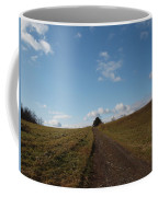 The Road To Nowhere Coffee Mug by Robert Margetts