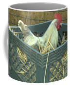 The Rooster That Laid A Golden Egg Coffee Mug