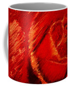 The Rose II Coffee Mug