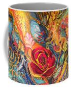 The Rose Of East Coffee Mug