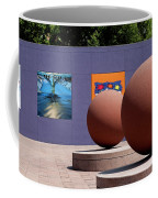 The Rounds Of Pershing Square Coffee Mug