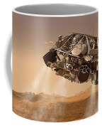 The Rover And Descent Stage For Nasas Coffee Mug