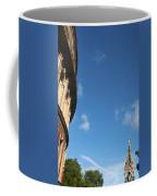 The Royal Albert Hall And Albert Memorial Coffee Mug
