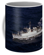 The Royal Navy Mine Countermeasures Coffee Mug