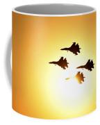 The Russian Knights Display Team Coffee Mug