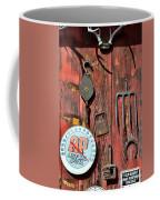 The Rusty Barn - Farm Art Coffee Mug