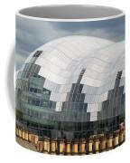The Sage Building Coffee Mug