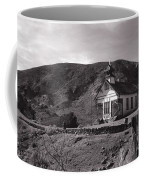 The Schoolhouse In Calico Ghost Town California Coffee Mug by Susanne Van Hulst