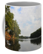 The Schuylkill River At West Conshohocken Coffee Mug