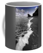 The Sea And The Foam Coffee Mug