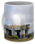 The Sea Based X-band Radar, Ford Coffee Mug