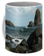 The Sea Of Sicily Coffee Mug