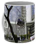The Seat Of The G-max Reverse Bungee At The Clarke Quay In Singapore Coffee Mug