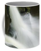 The Second Lahuarpia Falls, Lahuarpia Coffee Mug by Nigel Hicks