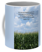 The Seed In Good Ground Coffee Mug