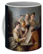 The Sense Of Sight Coffee Mug