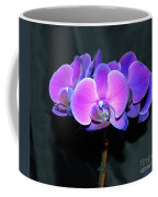 The Shade Of Orchids Coffee Mug