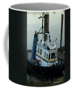 The Shaman Tug Coffee Mug