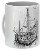 The Ship, C1470 Coffee Mug
