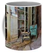 The Shoemaker Coffee Mug