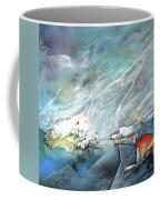 The Shores Of Galilee Coffee Mug