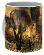 The Silent Approach Coffee Mug