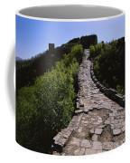 The Simatai Section Of The Great Wall Coffee Mug by Raymond Gehman