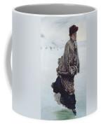 The Skater Coffee Mug by Joseph de Nittis