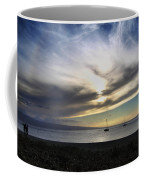 The Sky Is Exploding Coffee Mug