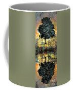 The Small Dreams Of Trees Coffee Mug by Tara Turner