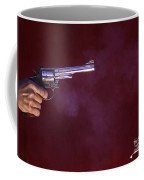 The Smoking Gun Coffee Mug