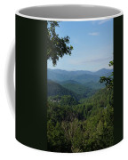 The Smoky Mountains Coffee Mug