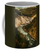 The Snaking Yellowstone Coffee Mug