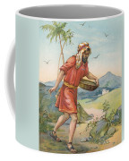 The Sower Coffee Mug by Ambrose Dudley